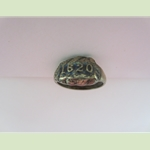 Sterling Silver Pilgrim Rock Ring