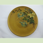 Galloway Hand Painted Pottery Plate