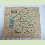 Romance of The North Country Map