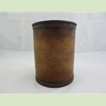 Wood Canister